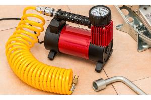 Compresseur/Gonfleur pour pneumatique