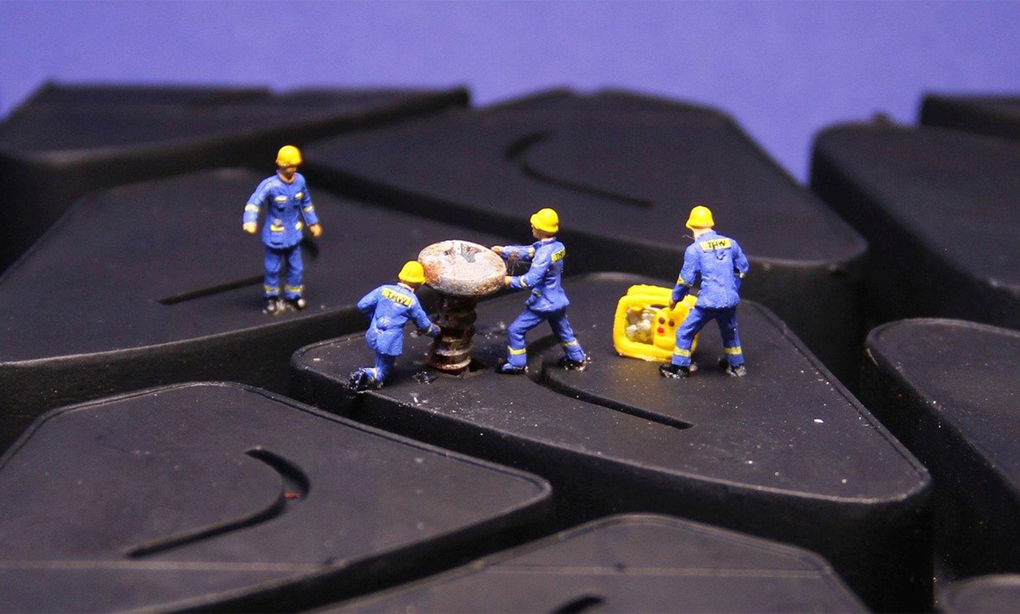 Quelles sont les réparations possibles sur vos pneumatiques ?