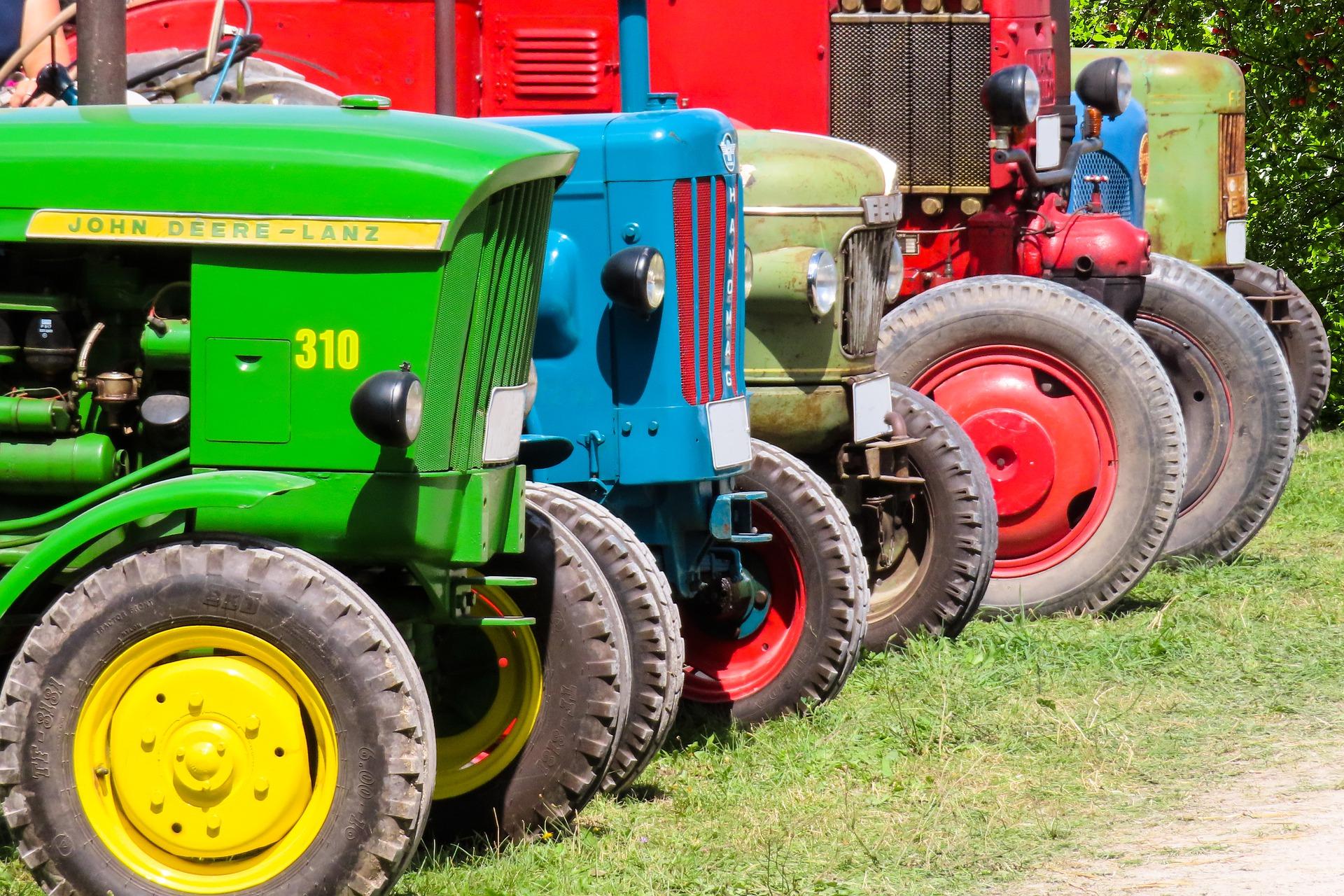 Quand changer ses pneus agricoles ?