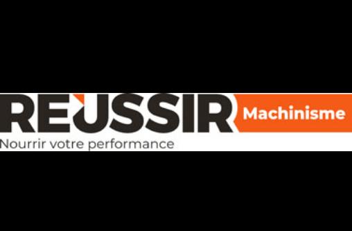 reussir machinisme logo